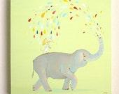 The Raining Mister Elephant 110