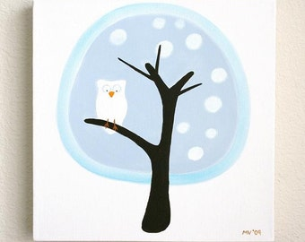 Mod Owl Winter- As Seen on the Today Show on NBC