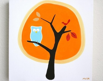 Mod Owl Fall- As Seen on the Today Show on NBC 2012