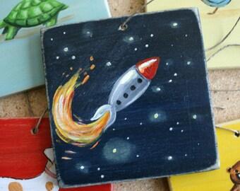 The Amazing Rocket