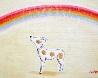 Rainbow Day- PRINT