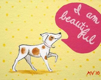 I Am Beautiful- PRINT