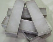 White Bottom Boxes with Clear Lids and White Batting -- Minumum Quantity to Order is Four
