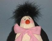 custom order TUBBY GIRL PENGUIN for Shannon