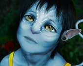Avatar Inspired Personalized Portrait Picture