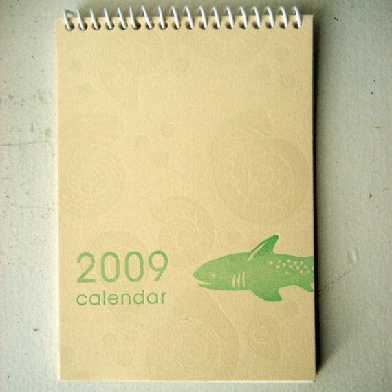 2009 Sea Calendar (small)