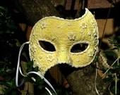 Essence of Mimosa Mask