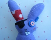 Augustus the Pirate Bunny
