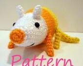 Science the Rat - Adventure Time, Candy Kingdom - Crochet Pattern PDF