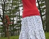 RESERVED Famgirl prairie skirt