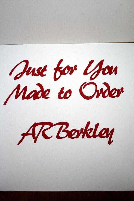 Ar Berkley font
