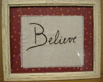 Inspirational---Believe