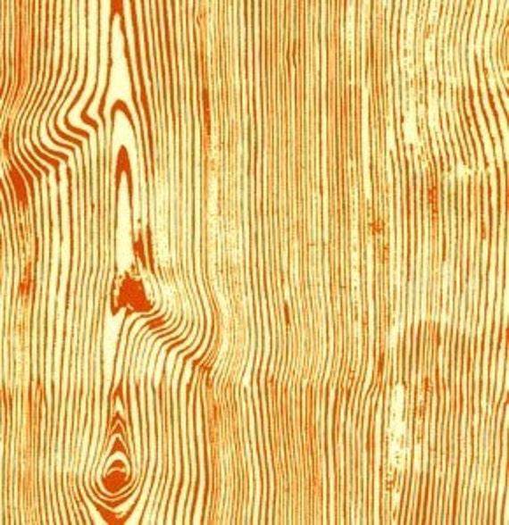 Joel Dewberry Ginseng, Pine, Rust, 1 Yard