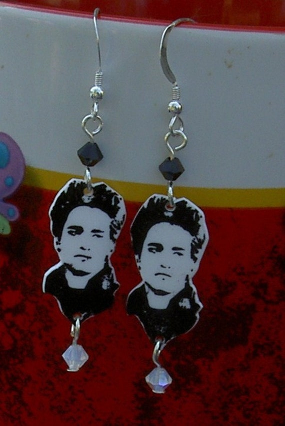 Twilight Edward Earrings