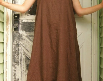 Long Swirly Slip Dress