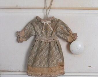 Little Dresses Ornament