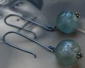 Global Cooling - earrings