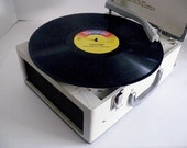1950's Westinghouse Mini Record Player with Warranty