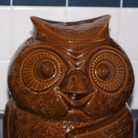 Hoot Hoot Vintage Owl