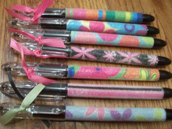 Beaded Pen of your choice