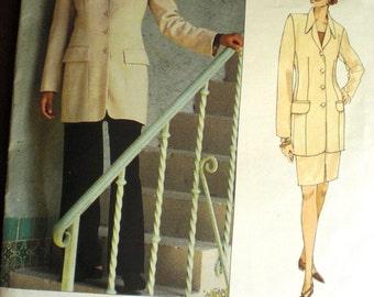 Anne Klein Collection Suit Pattern