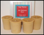 Hot Buttered Rum - Soy Votive Candles