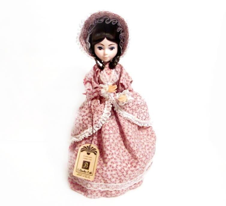 Vintage Bradley Doll Southern Belle Ellen