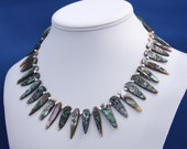 Sea Siren-(Abalone and Thai Hill Tribe Silver)