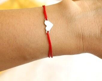 Wish Love Delicate Heart Bracelet