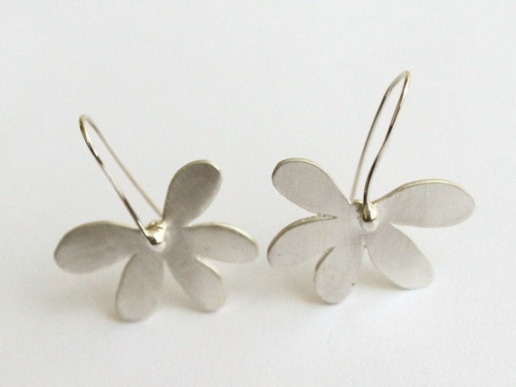 Daisy Fortune Dangle Earrings Larger Size  FREE SHIPPING