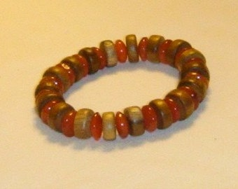 Number 366 - Carnelian and Wood