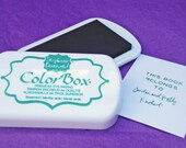 SPEARMINT Color Box by Stephanie Barnard Dye Ink Pad