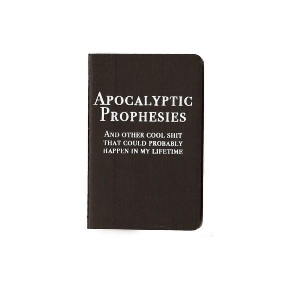 Apocalyptic Musings Moleskine Notebook