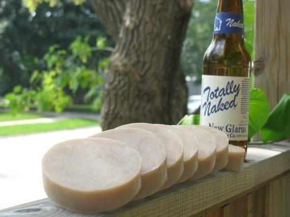 Totally Naked New Glarus Beer Soap