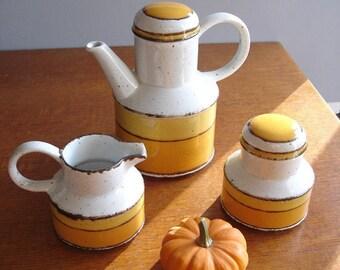 Vintage Staffordshire Tea Set