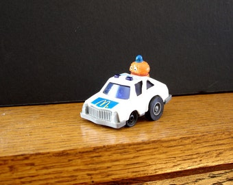 Vintage McDonald's Happy Meal Toy -  Big Mac Car