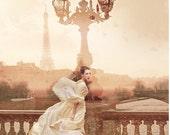 Premade Etsy banner and avatar set - Paris