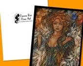 Allira Fine Art Card from Tienne Rei
