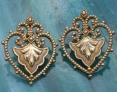 Earrings Avon Regal Style 1990 for Pierced Ears