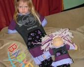 Custom Designed Child/Doll Matching Set