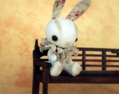 Romantic Ruffle Bunny