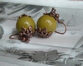 Candy Apple Sass - earrings