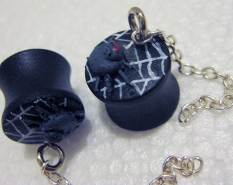1/2inch 12.7mm Spider and Web Chain Resin Plug