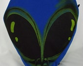 Blue Alien Backpack - Reserved Listing for Micky Leung