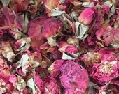 Red Rose Buds and Petals . Herbal Alchemy . One Ounce . Love, Attraction, Protection, Healing, Psychic Vision, Divination, Luck