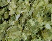 Organic Hops Flowers . Herbal Alchemy . One Ounce . Peaceful Sleeping and Dreaming, Divination, Well-Being
