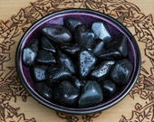 Lodestones Natural Set of 2 Med/Large . Abundance, Business, Success, Protection, Healing, Power and Love