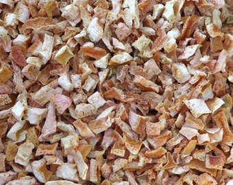 Organic Orange Peel. Herbal Alchemy . One Ounce . Money, Prosperity, Luck, Love, Divination, Wishes