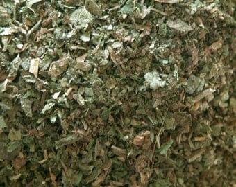 Patchouli Leaf . Herbal Alchemy . One Ounce . Love, Lust, Fertility, Money, Prosperity