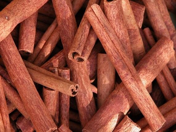 Sweet Cinnamon Stick . Herbal Alchemy . One Ounce .  Love, Success, Healing, Spiritual Workings, Meditation, Power
